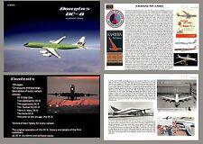 DOUGLAS DC-8 History Ebook