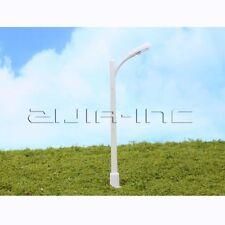 20pcs Mini Light Lamppost Street Park Layout Decor Model N Gauge 1:150 Scale