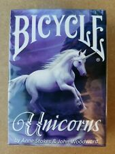 Anne Stokes Unicorns Bicycle Playing Cards COLLECTIBLE CARD DECK [NEW]