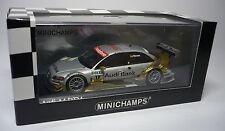 AUDI A4 M. WERNER DTM 2007 1:43 MINICHAMPS