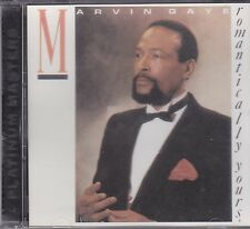 MARVIN GAYE - ROMANTICALLY YOURS - CD - NEW -