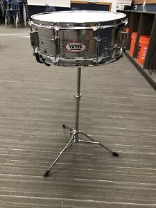 "Verve 14"" X 6"" Snare Drum and Stand"