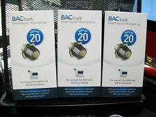 60 Bactrack Bac Track Breathalyzer Mouthpieces For Use With S35 Mp3520 New