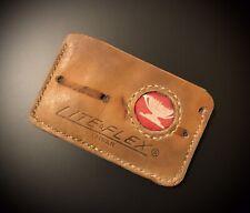 Mizuno Leather Baseball Glove Card Holder / Wallet