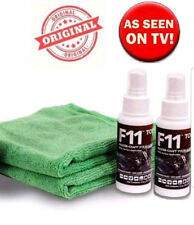 F11 TopCoat  4oz  with 2 Free MICROFIBER CLOTHS