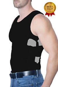 AC UNDERCOVER CCW Tank Top Shirt Concealed Carry Clothing Ref 513 Holster