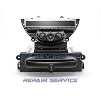 MINI  Boost CD Radio Player  repair service to faulty buttons   - R56 R55 R60