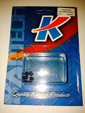 Go Kart - Axle Bearing Grubscrew 25/30/35mm Bearings - Pkt 6 - NEW