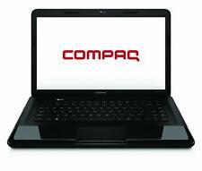 """COMPAQ CQ58 15.6"""" INTEL CELERON 4GB RAM 320GB HDD DVDRW HDMI WEBCAM  WINDOWS10"""