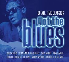 Got the Blues - Various Artists (Box Set) [CD]