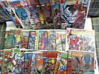 LOT of 39 YOUNGBLOOD Vol 1 #1 Liefeld  9.4 - 9.6+ Complete Strikefile 1-11, more