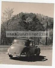 MERCEDES 170 S Faltdach Limousine 50er Jahre Auto Foto aus Serie - zur Auswahl