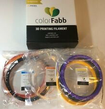 ColorFabb Sample Pack nGen XT 910A 3D Printer Filament 2.85