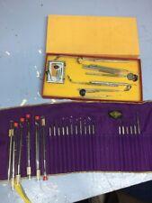 Vintage Dental Tools Mirrors Scrappers
