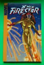 MARVEL DIGEST   X-MEN   FIRESTAR   1ST PRINT  TPB   2006   NOS   OOP   HTF