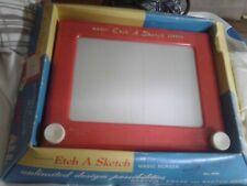 Vintage Original Etch A Sketch in original box