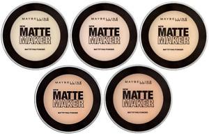 MAYBELLINE Matte Maker Mattifying Powder 16g - Choose Shade - NEW