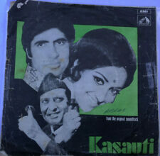 "Bollywood. Kasauti 7"" vinyl EP in picture sleeve 1974"