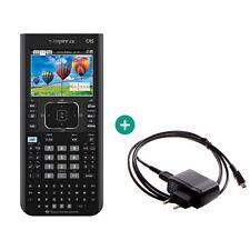 TI Nspire CX CAS Taschenrechner Grafikrechner + Ladekabel