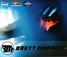 2020 Brett Moffitt #24 GMS Racing Postcard