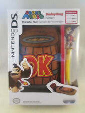 Nintendo DS NDS Lite DSi 3DS - Donkey Kong Super Mario Character Kit - Licensed