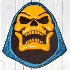 Skeletor Embroidered Patch Head MOTU He-man Villain Masters of the Universe