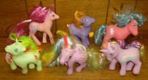Assorted My Little Pony Figures Lot #2 - Some scuffs & Wear
