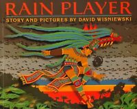 Rain Player, Paperback by Wisniewski, David, Like New Used, Free P&P in the UK