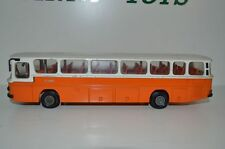ARPRA SUPERMINI Mercedes 1:50 bus orange sehr selten made in Brazil