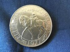 1977  U.K.(GREAT BRITAIN) =ELIZABETH II DG REG. FD COIN  ........#F11/62