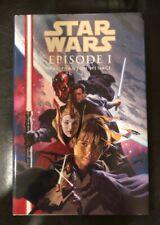 NEW SIGNED Star Wars Episode I The Phantom Menace Limited Edition HC Dark Horse
