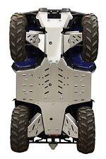 IB 2016 2017 models Yamaha KODIAK 700 aluminium skid plate full kit Iron Baltic