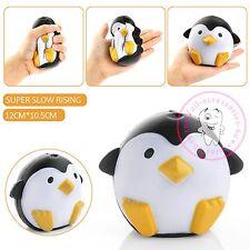 12CM Squishy Cute Penguin Squeeze Stretch Soft Slow Rising Restore Fun Toy Gift