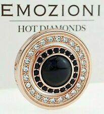 Gold Quattro 25mm Coin £79.95 Emozioni Hot Diamonds Innocence Protection Rose