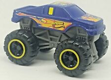 Team Hot Wheels 2012 Happy Meal Toy Monster Truck Blue McD
