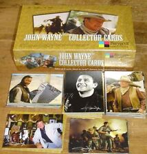 John Wayne 100th Anniversary Sealed Mint Box of Trading Cards by Breygent