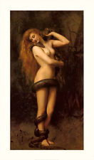 Lilith Art Poster Print by John Collier, 23x39