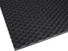 Car Audio Stereo Sound Absorbing Sponge 1000x500x30 Mm In Black