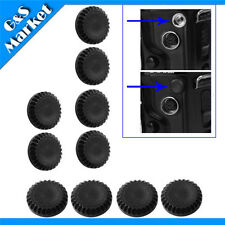 10PCS Flash PC Sync Terminal Cap Cover for Nikon D200 D2X Fuji S3 S5