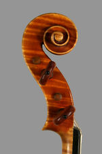 A superb, rare, certified Italian viola made by Marinus Capicchioni, 1965.