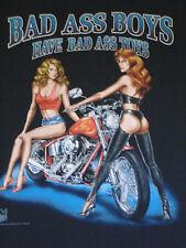 NEVER WORN 90s Vintage DAYTONA BIKE WEEK 3D T-Shirt XXL BAD Biker Motorcycle HD