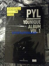 PYL Younique  Photobook CD DVD Album Exo-K SUPER JUNIOR SNSD EXO SHINee BOA