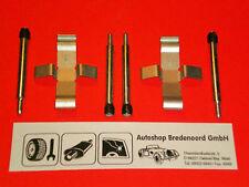 Zubehörsatz für Bremsklötze hinten Mercedes R107 C107 W114  W115  W116 W123 W126