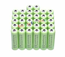 32 Pcs AA 3000mAh Ni-MH rechargeable battery MP4 green