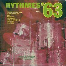 EP 8 TITRES--33 T 1/3--RYTHMES 1963--BRAZIL / J'ENTENDS SIFFLER LE TRAIN...