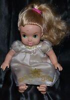 Baby Rapunzel Tangled Princess Dolls Toys Comes With Dress Girls Dolls Disney
