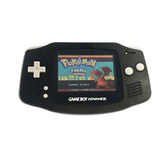 Black Game Boy Advance Console GBA Console With AGS-101 Backlit Screen