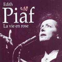 Edith Piaf La vie en rose (compilation, 20 tracks, 2003) [CD]