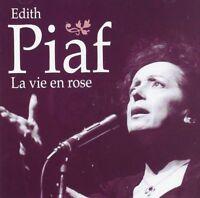 Edith Piaf La vie en rose (compilation, 20 tracks, 2003) [CD]