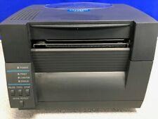 Citizen CLP-521 Desktop USB Direct Thermal Label Printer - Dark Grey - JM10-M01